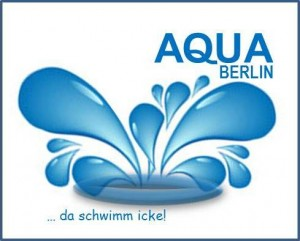 AQUA BERLIN ... da schwimm icke