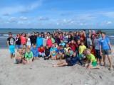 Sport, Spaß und Action zum Ferienausklang -  14. Aqua Ferienlager im Ostseeland Diedrichshagen