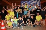 Pokalwettkampf der Berliner Haie - Aqua gewinnt den Pokal