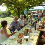 Saisonabschluß und Sommerfest der Masters 2015