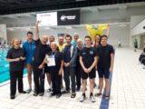 Aqua Berlin bei den Berliner Kurzbahnmeisterschaften der Masters